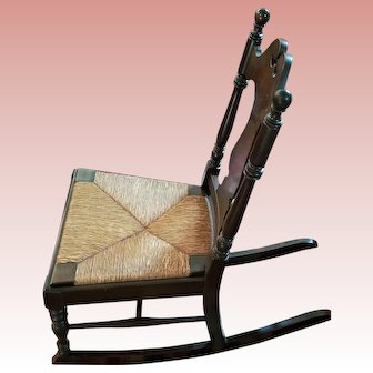 Chippendale Small Childs Rocker