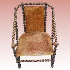 George Hunzinger Rare Antique Arm Chair