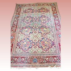 2 Antique Persian Carpets