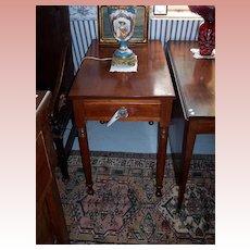 American Mahogany Work Table