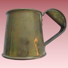 Old Brass Tankard