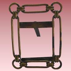 Tiny Victorian Bras Frame