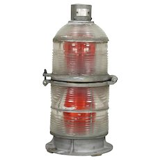 Crouse Hinds Vintage Beacon Light for Airport, Dock or Light House Tower FCB12