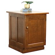 Maple 1930 Vintage Kitchen Island or Counter