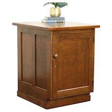Maple 1930 Vintage Kitchen Island or Counter