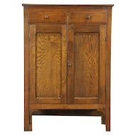 Country Pie Safe Antique 1900 Farmhouse Pantry Cupboard