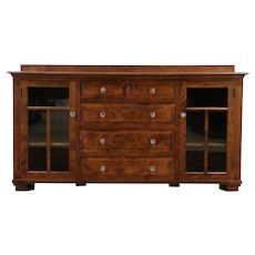 Craftsman 1910 Antique Sideboard Cabinet, TV Console