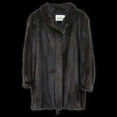 Lady's Mink Jacket Size 24, Furs of Distinction, Green Bay, Excellent Condition