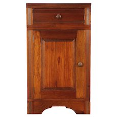 Country Pine Wainscoting Pantry Cabinet or Island, Crate Prospects, MN #29434