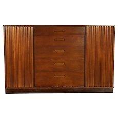 Midcentury Modern Edward Wormley Dunbar 1950's Vintage Chest or Credenza #30690