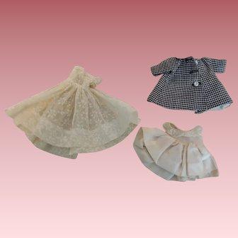 Madame Alexander-kins Dress and Coat