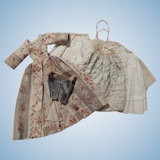 Lovely Handmade Outfit for Queen Anne Doll
