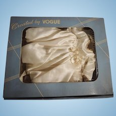 Vogue 1952 Ginny Bride Outfit In Correct Early Box