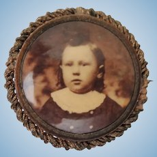 Sweet  Brooch/Pin for your Doll of Young Child