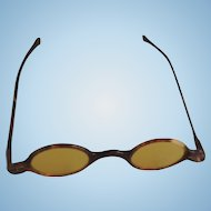 Darling Miniature Doll Spectacles or Salesman Sample