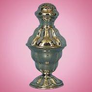 Mid-19th Century Austro Hungarian 812 Fine Silver Sugar Castor