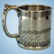 19th Century Gorham Silverplate Cup