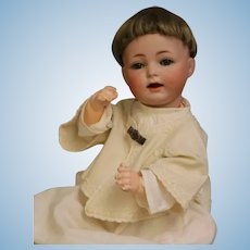 """14"""" Antique K*R Simon & Halbig 116A German Bisque Character baby Doll"""