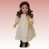 18 inch Antique 1299 Character doll by Simon Halbig Nice Antique Clothes