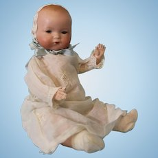 Antique 11 inch Armand Marseille AM 341 My Dream Baby Jointed Compo baby Body c.1926