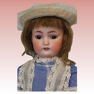 Antique Rare 20 inch German Bisque Doll Simon & Halbig 530 Sleep Eyes 1900 RARE doll