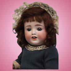 12.5 inch Antique Alt Beck & Gottschalck 1361 ABG Toddler Doll German Bisque ca.1912