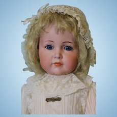 Antique 23 inch Kammer & Reinhardt K*R Mein Liebling 117A My Darling Character Doll