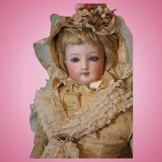 17 Inch Antique French FG DOLL Francois Gaultier 5 Fashion Doll