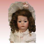 16 inch Antique German Bisque Toddler 115A Pouty Kammer & Reinhardt Simon & Halbig