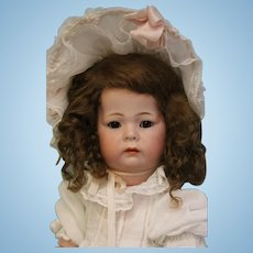 16 inch Antique German Bisque Toddler 115A Pouty Kammer & Reinhardt Simon & Halbig