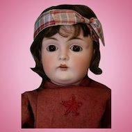 Antique 20 inch German Kestner 167 doll circa 1900 from owner All Original