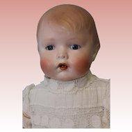 Antique 15 Inch Baby Bo-Kaye Doll designed by Joseph Kallus for Borgfeldt c1920