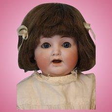 "Antique 13 inch ABG 1361 ""Sweet Nell"" German Bisque Doll Alt, Beck & Gottschalck"