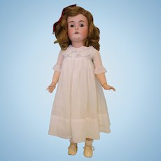 "25"" Antique K Series German Kestner 171 Child Doll circa 1900 Marked Body"