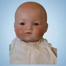 Antique 16 Inch AM Dream Baby Armand Marseille German Bisque Baby Doll CUTE!