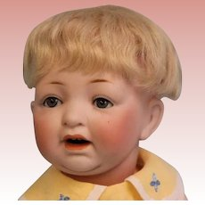 Adorable 13 inch Kestner JDK 226 Character Baby Doll Sweet Expression Nice Size