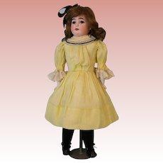 """19"""" Antique COD Cuno & Otto Dressel German Bisque Doll"""