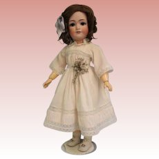 "24.5"" Antique Doll Jutta Bisque Simon Halbig 1348 Bisque Child Doll circa 1910"