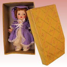 9 inch Madame Alexander Orig fancy clothes Orig yellow box