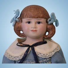 "14"" NIADA Artist Diana Crosby Little Miss Sunshine Convention Doll UFDC 1974"