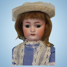 "Antique Rare 20"" German Bisque Doll Simon & Halbig 530 Sleep Eyes 1900 RARE doll"