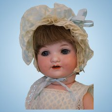 Antique 13 inch Armand Marseille Baby A 0 M Germany 985 Character Doll Dimples