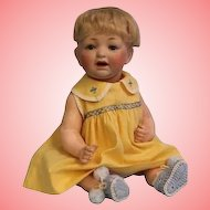 13 inch Kestner JDK 226 Character Baby Antique Doll Sweet Expression Nice Size
