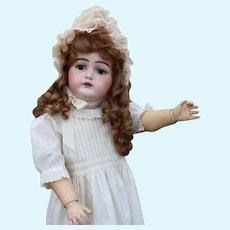 30 Inch Antique Kammer & Reinhardt K*R 192 Bisque Doll Great Large Size