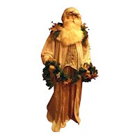 Fantastically Beautiful Life Size Father Christmas Santa Figure Designer Quality