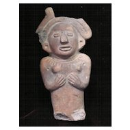 Museum Antiquity! Pre Columbian Child's Rattle