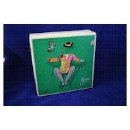 Vintage BING CROSBY Boxed Set of 45 Records