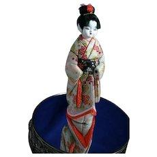 Precious Vintage Japanese GOFUN Ichimatsu Girl Doll