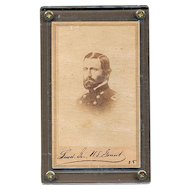 Antique Civil War Carte-de-Visite CDV Photo General Ulysses S. Grant