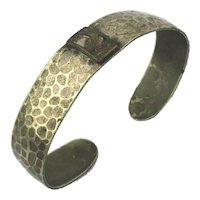 1933 Chicago World's Fair Souvenir Cuff Bracelet